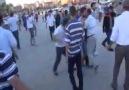 Konya'da Alperen Ocakları üyeleri eylemcilere saldırdı