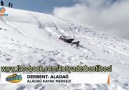 Konya ili Derbent ilçesi Aladağ Kayak Merkezi