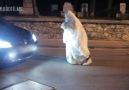 Korkunç Mezarlık Şakası Çekiminde Araba Kazası