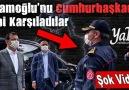 KRG Video - Ekrem İmamoğlu&Cumhurbaşkanı Gbi Karşıladılar Facebook