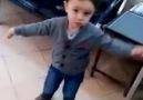 Kuaförde 2 Yaşındaki Çocuğun Ankara Oyun Havasına Oynaması
