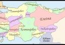 Küçük Asya (Anadolu) da kurulan Türk Beylikleri
