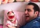 Kukla gülen bebekUzun zamandır bu kadar gülmemiştim