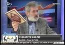 Kur'an tek kaynaktır!. [Prof. Dr. Ömer Aydın]