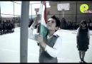 Kürdistan'da bir okulda Kürd Ulusal Marşı