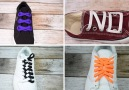 15 Lacing Ideas To Give Your Shoes a New Look!