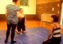 Ladies fun wrestling for fitness le 12 juin 2013