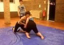Ladies fun wrestling for fitness le 16 juin 2013