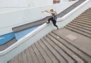Lad Shows Off Crazy Parkour Skills