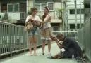 Lady vs. Beggar!