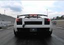 Lamborghini Gallardo 8 Second 1_4 Mile World Record