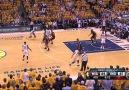 LeBron James - David West Double Flop