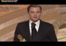 Leonardo Di Caprio ve Oscar Şiiri