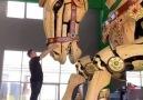 Let&Go - Huge wooden horse Facebook