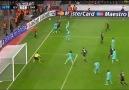 Leverkusen 1-3 Barcelona  Goller