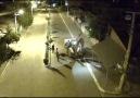 Lice'deki terör saldırıları MOBESE'ye yansıdı