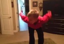 Little boy breaking dancing like a boss..
