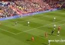 Liverpool 1-2 Manchester United (özet)