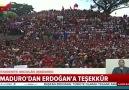 Maduro&Erdoğan&teşekkür