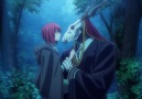 Mahoutsukai no Yome - 2nd Promotional Video The anime airs in October 2017