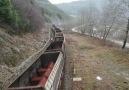 Makinist arkadaşlara teşekkür ederim - Kömüre Giden Demiryolu