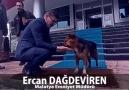"""Malatya Emniyet Müdürü Ercan... - LAL Hayvanlari Koruma Derneği""""."""