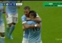 Manchester City 1 Chelsea 0 Goal: Sergio Aguero