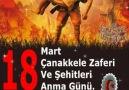 18 Mart Çanakkale Zaferi&- Gönül Sofrası (Rahmet Pınarı)
