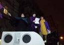 8 Mart Feminist Gece Yuruyusu basin aciklamasindan