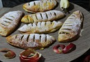 Mayali hamurdan elmali kurabiye tarifi