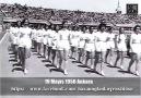 19 Mayıs Gençlik ve Spor Bayramı KutlamalarıAnkara 1956