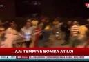 Meclise Bomba Atıldı Halkın Üzerine Ateş Açıldı İlk Görüntüler