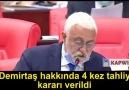 Med Haber Ajansi - Saruhan Oluç Selahattin hakkında 4 kez tahliye kararı verildi.