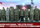 Mehmetçik için Afrin türküsü