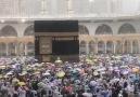 Mekke-Medine - Ne güzeldir Kabe&yağmur yağarken hele...