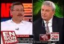 Melih Gökçek, Ahmet Hakan'i canlı yayında rezil etti!