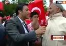 'Menderes'i yediler, Özal'ı yediler, Erdoğan'ı yedirmeyiz'