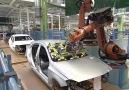 Mercedes Üretim Hattı