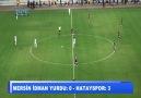 Mersin İdman Yurdu 0 - Hatayspor 3