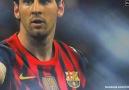 Messi için hazırlanmış harika bir klip