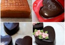 MetDaan Cakes - CHOCOLATE COVERED MINI HEART CAKES Facebook