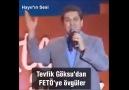 Metin Köylü - TEVFİK GÖKSU&PEYGAMBERİ ÖVER GİBİ...