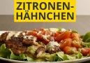 Mexikanischer Zitronen-Hhnchen SalatHIER ZUM REZEPT --