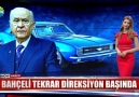 MHP Liderinin Klasik Otomobil Keyfi...