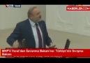 MHP'li Oktay Vural'ın Yeni Meclis Başkanı Yılmaz için söyledikleri sosyal medyayı sallıyor