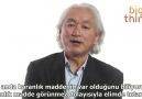 Michio Kaku - Çoklu Evren ve Hiçlikten Var Olan Evren