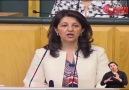Milletin meclisinde devleti tehdit eden HDPli terörist pervin buldan!
