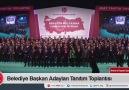 Milliyetci Hareket partisi Belediye Başkan adaylari Aday Tanitim toplantisi