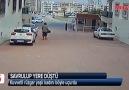 Milliyet.com.tr - Rüzgar kadını böyle uçurdu Facebook