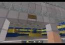Minecraft Fenerbahçe Şükrü Saraçoğlu Stadyumu